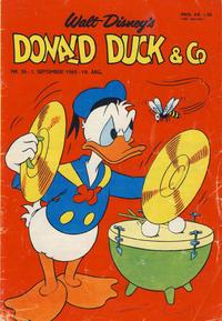 Cover Thumbnail for Donald Duck & Co (Hjemmet / Egmont, 1948 series) #36/1965