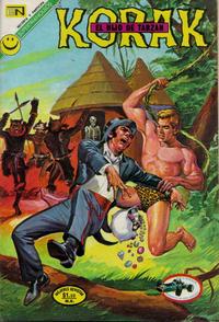 Cover Thumbnail for Korak (Editorial Novaro, 1972 series) #1