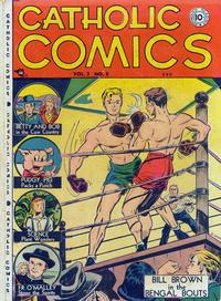 Cover Thumbnail for Catholic Comics (Charlton, 1946 series) #v3#5