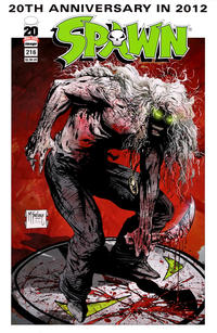 Cover Thumbnail for Spawn (Image, 1992 series) #216