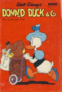 Cover Thumbnail for Donald Duck & Co (Hjemmet / Egmont, 1948 series) #16/1965