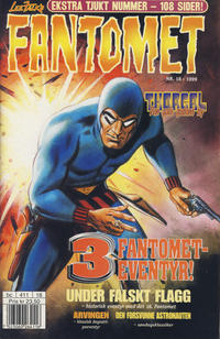 Cover Thumbnail for Fantomet (Hjemmet / Egmont, 1998 series) #18/1999