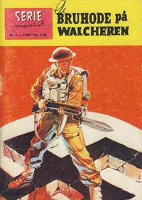 Cover Thumbnail for Seriemagasinet (Serieforlaget / Se-Bladene / Stabenfeldt, 1951 series) #1/1965