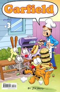 Cover Thumbnail for Garfield (Boom! Studios, 2012 series) #3