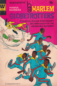 Cover for Hanna-Barbera Harlem Globetrotters (Western, 1972 series) #3 [Whitman]