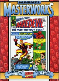 Cover Thumbnail for Marvel Masterworks: Daredevil (Marvel, 1999 series) #[1]