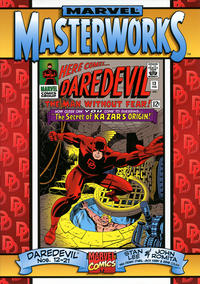 Cover Thumbnail for Marvel Masterworks: Daredevil (Marvel, 1999 series) #[2]