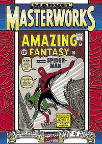 Cover Thumbnail for Marvel Masterworks: The Amazing Spider-Man (Marvel, 1998 series) #[1]