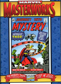 Cover Thumbnail for Marvel Masterworks: The Mighty Thor (Marvel, 1999 series) #[1]