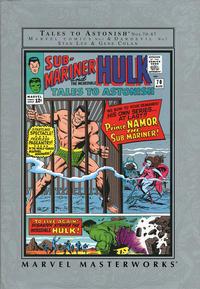 Cover Thumbnail for Marvel Masterworks: The Sub-Mariner (Marvel, 2002 series) #1
