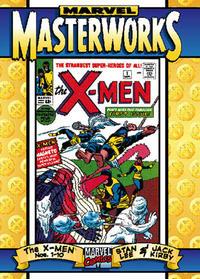 Cover Thumbnail for Marvel Masterworks: The X-Men (Marvel, 1998 series) #[1]