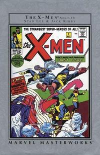 Cover Thumbnail for Marvel Masterworks: The X-Men (Marvel, 2002 series) #1