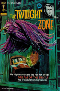 Cover Thumbnail for The Twilight Zone (Western, 1962 series) #46 [20¢]