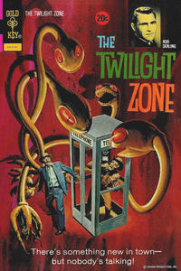 Cover Thumbnail for The Twilight Zone (Western, 1962 series) #47 [20¢]
