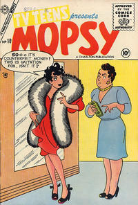 Cover Thumbnail for TV Teens (Charlton, 1954 series) #10