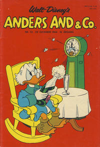Cover Thumbnail for Anders And & Co. (Egmont, 1949 series) #52/1964