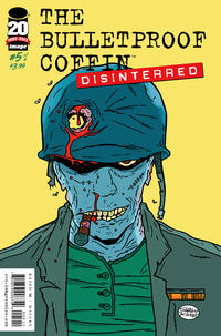 Cover Thumbnail for Bulletproof Coffin: Disinterred (Image, 2012 series) #5