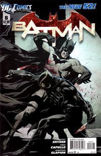 Cover Thumbnail for Batman (DC, 2011 series) #6 [Gary Frank Cover]