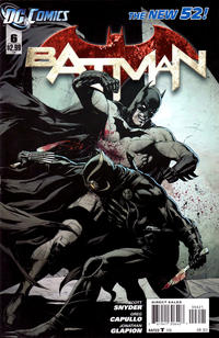 Cover Thumbnail for Batman (DC, 2011 series) #6 [Gary Frank Cover]
