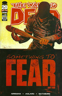 Cover Thumbnail for The Walking Dead (Image, 2003 series) #100 [Cover A]