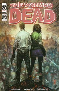 Cover Thumbnail for The Walking Dead (Image, 2003 series) #100 [Cover B]