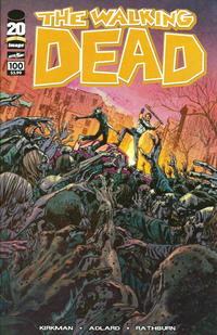Cover Thumbnail for The Walking Dead (Image, 2003 series) #100 [Cover F]