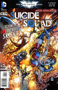 Cover Thumbnail for Suicide Squad (DC, 2011 series) #11