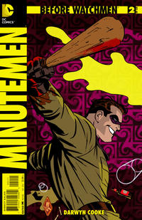 Cover Thumbnail for Before Watchmen: Minutemen (DC, 2012 series) #2