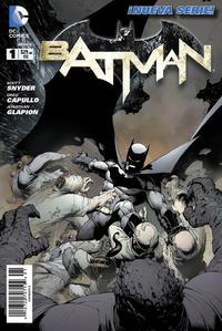 Cover Thumbnail for Batman (Editorial Televisa, 2012 series) #1