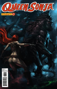 Cover Thumbnail for Queen Sonja (Dynamite Entertainment, 2009 series) #30