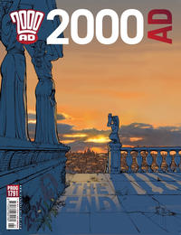 Cover Thumbnail for 2000 AD (Rebellion, 2001 series) #1791