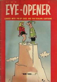 Cover Thumbnail for Eye-Opener (Charlton, 1957 series) #2