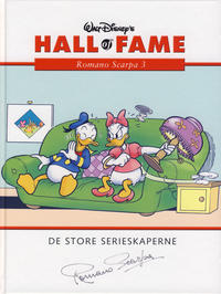 Cover Thumbnail for Hall of Fame (Hjemmet / Egmont, 2004 series) #[43] - Romano Scarpa 3