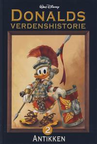 Cover Thumbnail for Donalds verdenshistorie (Hjemmet / Egmont, 2011 series) #2 - Antikken