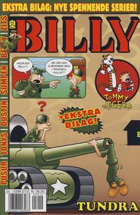 Cover Thumbnail for Billy (Hjemmet / Egmont, 1998 series) #12/2012 (12/2011)