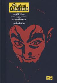Cover Thumbnail for Illustrerte Klassikere (Hjemmet / Egmont, 2006 series) #37