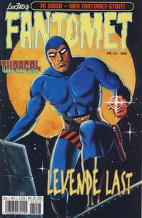 Cover Thumbnail for Fantomet (Hjemmet / Egmont, 1998 series) #23/1999