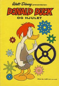 Cover Thumbnail for Walt Disney presenterer: Donald Duck og hjulet (Hjemmet / Egmont, 1964 series)