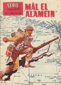 Cover Thumbnail for Seriemagasinet (Serieforlaget / Se-Bladene / Stabenfeldt, 1951 series) #6/1964