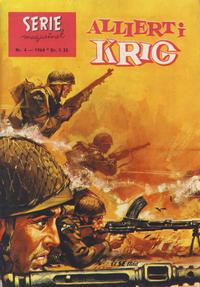 Cover Thumbnail for Seriemagasinet (Serieforlaget / Se-Bladene / Stabenfeldt, 1951 series) #4/1964