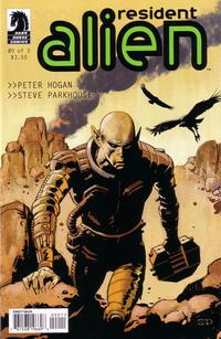 Cover Thumbnail for Resident Alien (Dark Horse, 2012 series) #0