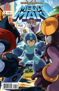 Cover Thumbnail for Mega Man (Archie, 2011 series) #7
