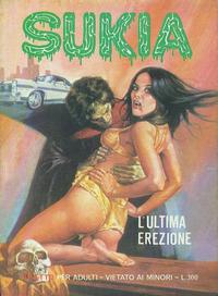 Cover for Sukia (Edifumetto, 1978 series) #6