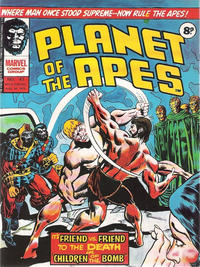 Cover Thumbnail for Planet of the Apes (Marvel UK, 1974 series) #43