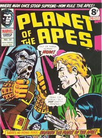 Cover Thumbnail for Planet of the Apes (Marvel UK, 1974 series) #37