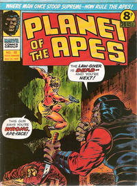 Cover Thumbnail for Planet of the Apes (Marvel UK, 1974 series) #32