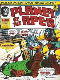 Cover Thumbnail for Planet of the Apes (Marvel UK, 1974 series) #26