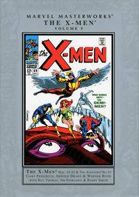 Cover Thumbnail for Marvel Masterworks: The X-Men (Marvel, 2003 series) #5 [Regular Edition]
