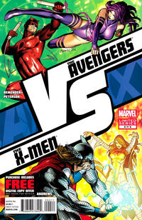 Cover Thumbnail for AVX Vs (Marvel, 2012 series) #4