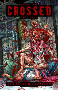 Cover Thumbnail for Crossed Badlands (Avatar Press, 2012 series) #7 [Torture Cover - Gianluca Pagliarani]